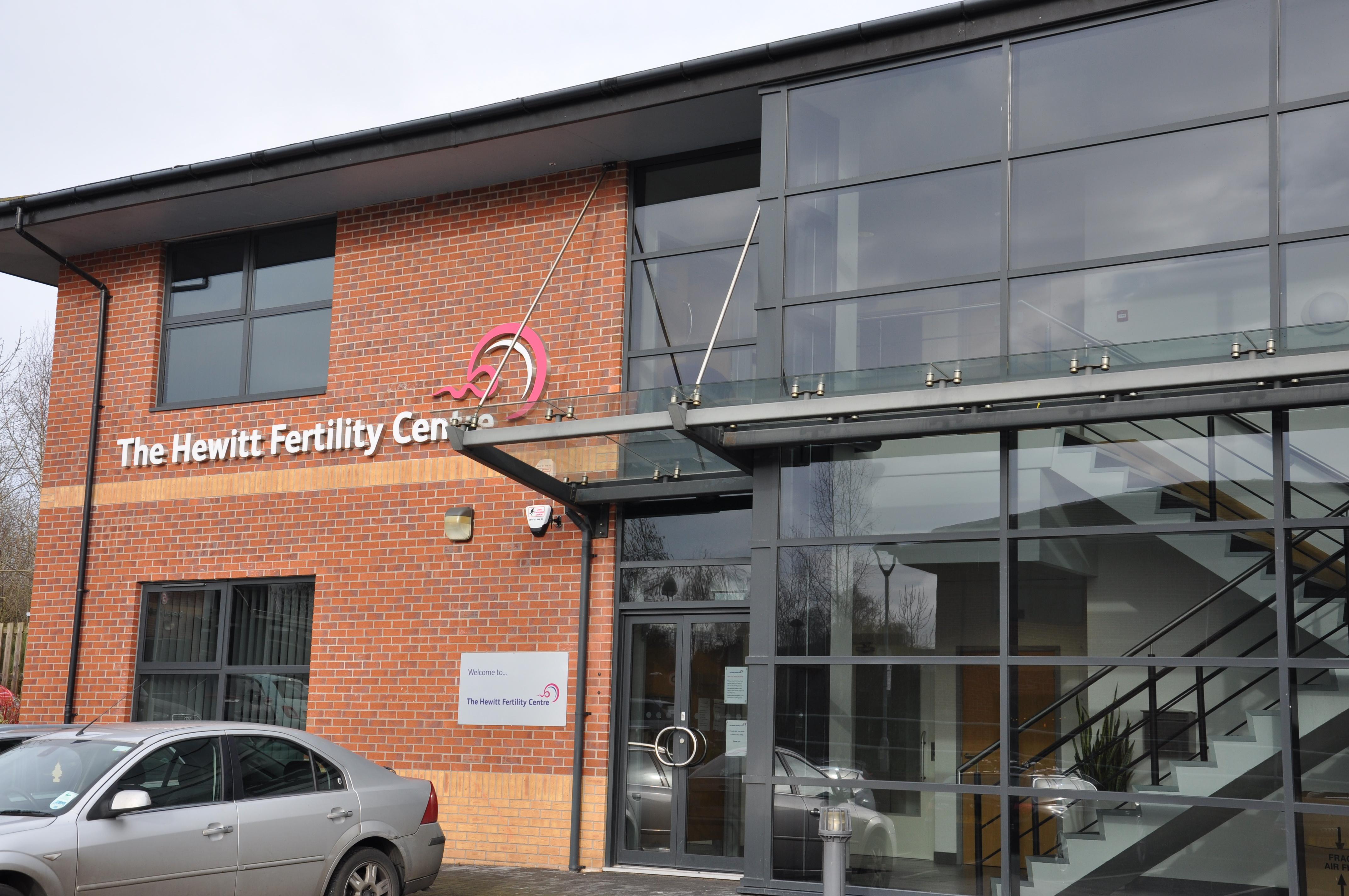 Hewitt Fertility Centre, Knutsford