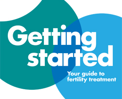 Getting started guide front cover